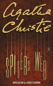 Libro in inglese Spider's Web  - Agatha Christie