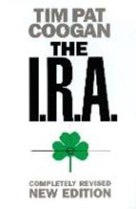 The I.R.A. - Tim Pat Coogan - cover