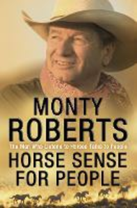Libro in inglese Horse Sense for People  - Monty Roberts