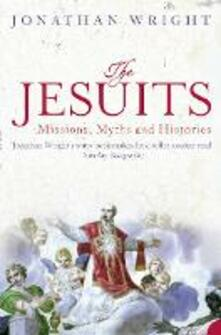 The Jesuits - Jonathan Wright - cover