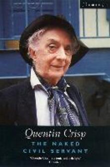 The Naked Civil Servant - Quentin Crisp - cover