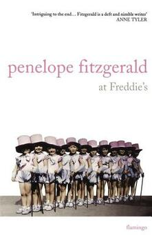 At Freddie's - Penelope Fitzgerald - cover