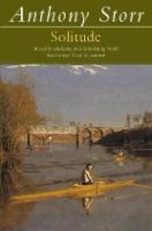 Solitude - Anthony Storr - cover
