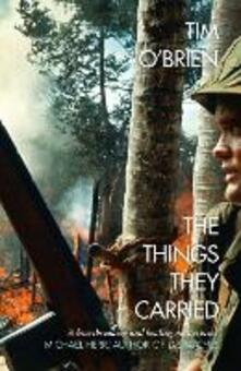 The Things They Carried - Tim O'Brien - cover