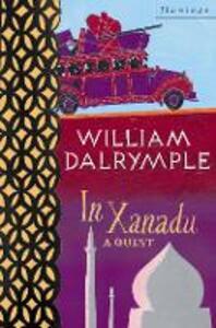 In Xanadu: A Quest - William Dalrymple - cover