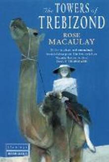 The Towers of Trebizond - Rose Macaulay - cover