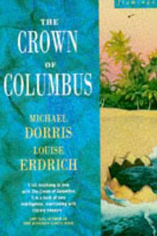 The Crown of Columbus - Louise Erdrich,Michael Dorris - cover