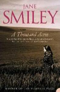 A Thousand Acres - Jane Smiley - cover