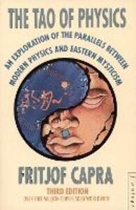 The Tao of Physics - Fritjof Capra - cover