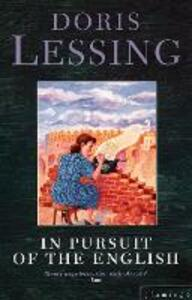 In Pursuit of the English - Doris Lessing - cover