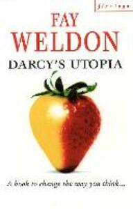 Darcy's Utopia - Fay Weldon - cover