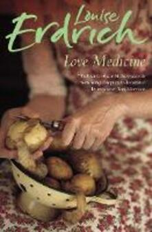 Love Medicine - Louise Erdrich - cover