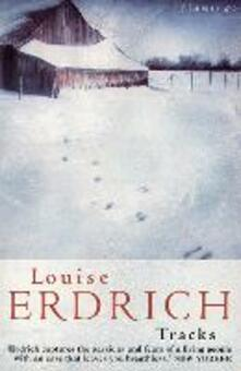 Tracks - Louise Erdrich - cover