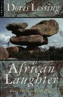 African Laughter - Doris Lessing - cover