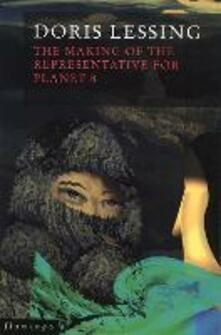 The Making of the Representative for Planet 8 - Doris Lessing - cover