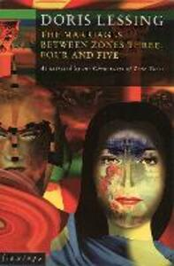 The Marriages Between Zones 3, 4 and 5 - Doris Lessing - cover