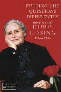 Libro in inglese Putting the Questions Differently  - Doris Lessing