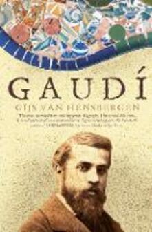 Gaudi - Gijs Van Hensbergen - cover