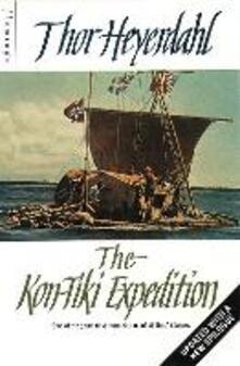 The Kon-Tiki Expedition - Thor Heyerdahl - cover