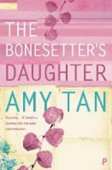 The Bonesetter's Daughter - Amy Tan - cover