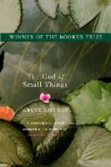 The God of Small Things: Winner of the Booker Prize - Arundhati Roy - cover