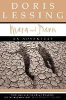 Mara and Dann - Doris Lessing - cover