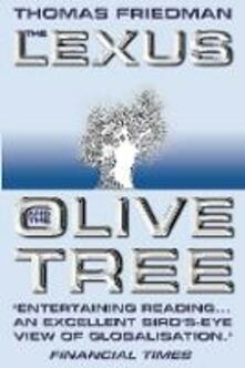 The Lexus and the Olive Tree - Thomas Friedman - cover