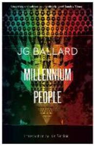 Millennium People - J. G. Ballard,Iain Sinclair - cover