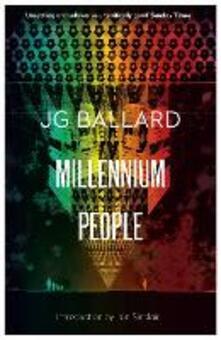 Millennium People - J. G. Ballard - cover
