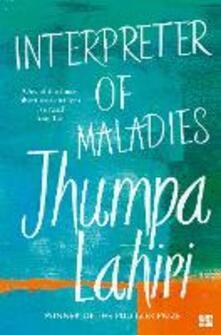 Interpreter of Maladies - Jhumpa Lahiri - cover