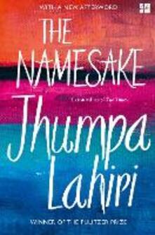 The Namesake - Jhumpa Lahiri - cover