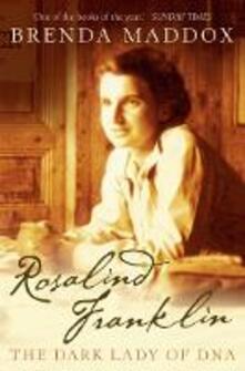 Rosalind Franklin - Brenda Maddox - cover