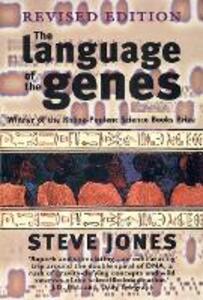 The Language of the Genes - Steve Jones - cover