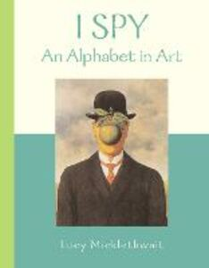 Libro in inglese An Alphabet in Art