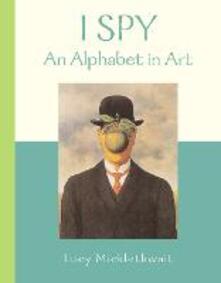 An Alphabet in Art - cover