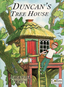 Duncans Tree House - Amanda Vesey - cover