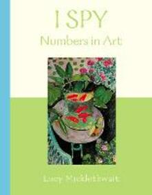 Numbers in Art - cover