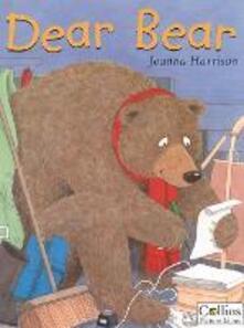 Dear Bear - Joanna Harrison - cover