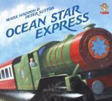 Ocean Star Express - Mark Haddon - cover
