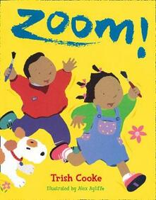Zoom! - Trish Cooke - cover
