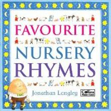 Favourite Nursery Rhymes - Jonathan Langley - cover