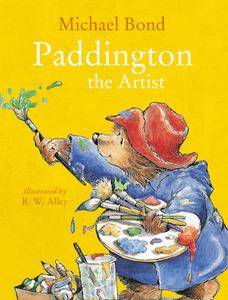 Libro in inglese Paddington the Artist  - Michael Bond