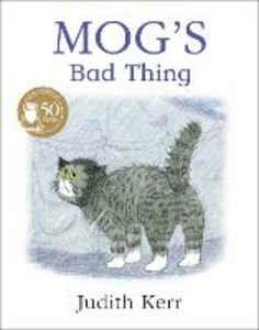 Libro in inglese Mog's Bad Thing  - Judith Kerr