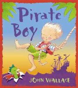 Pirate Boy - John Wallace - cover