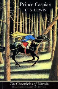 Prince Caspian - C. S. Lewis - cover