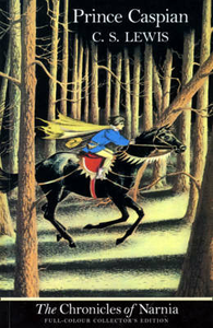 Libro in inglese The Chronicles Of Narnia - Prince Caspian  - C. S. Lewis