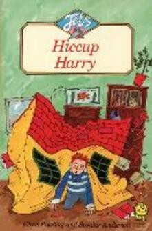 Hiccup Harry - Chris Powling - cover