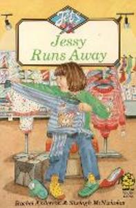 Libro in inglese Jessy Runs Away  - Rachel Anderson