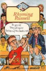 Rhyming Russell - Pat Thompson - cover