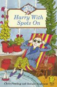 Libro in inglese Harry With Spots On  - Chris Powling
